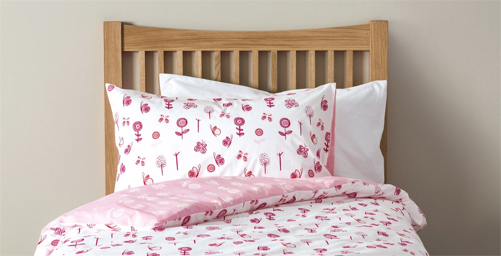 Jessica Flowers Bed Linen Set